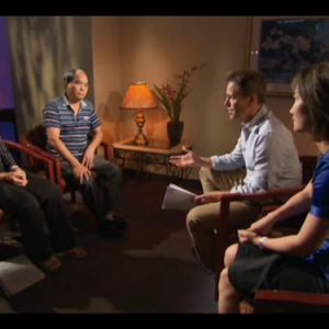 Lin Jun's parents share their thoughts in a news interview given to CBC News. Screenshot from cbc.ca