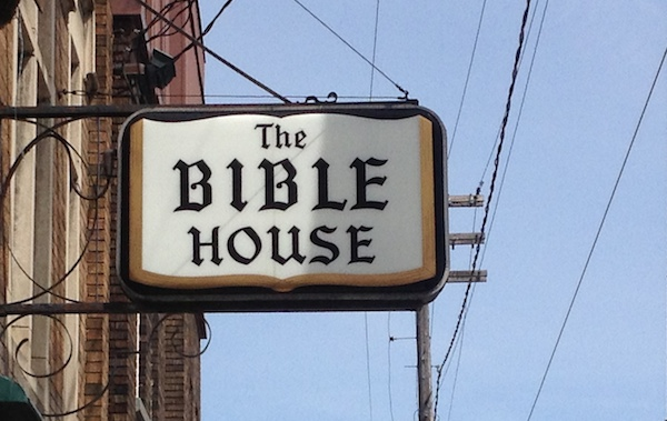 Image result for bible house
