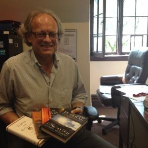 Paul Doerksen, Assistant Professor of Theology and Anabaptist Studies at Canadian Mennonite University