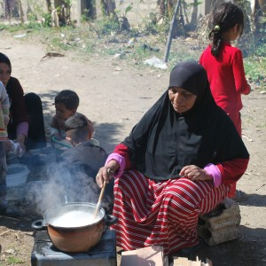 More than one million Syrian refugees have fled to Lebanon. (Photo courtesy of Partners International)