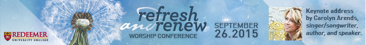 Redeemer UC Worship Conf